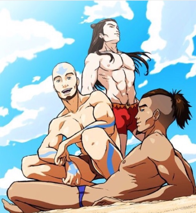 Free porn Avatar The Last Airbender galleries Page 1