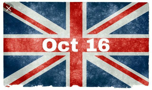 UK mums due in October 2016
