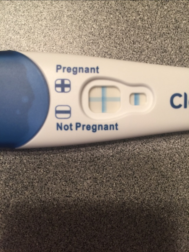 pregnancy test  days after sex