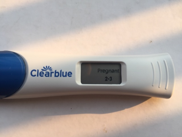 😱 10DPO bfp??? I still can't believe this is real    don't