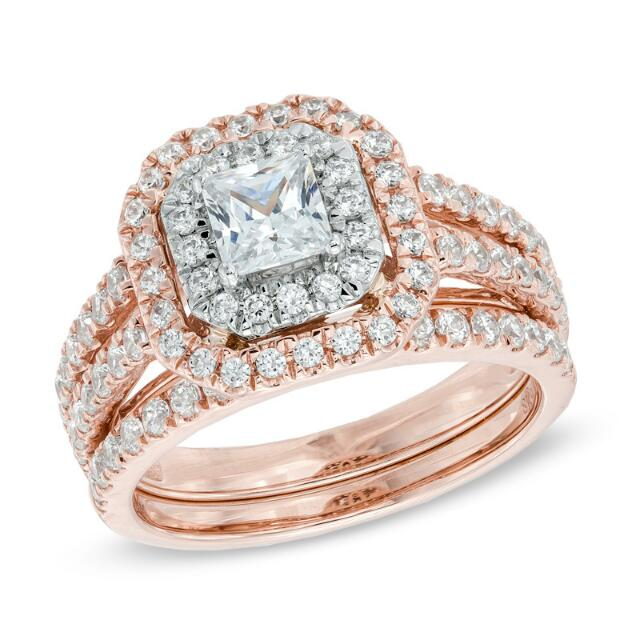 Rose gold engagement rings Yes or no Glow munity