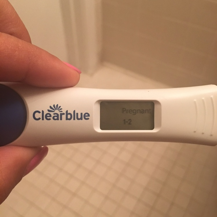 I'm so happy I could cry!!! We had a miscarriage in ...