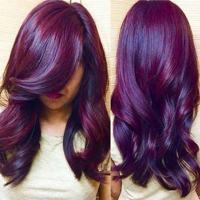 I dyed my hair..purple! - Glow Community