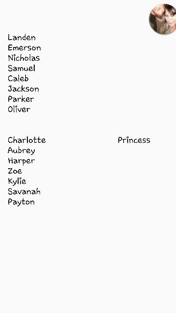 Middle Name For A Girl Will Be Anne Boy Charles My FAVORITE Names Are Emerson And Charlotte