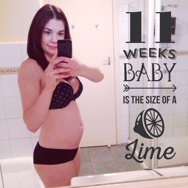 11 week bump! - Glow Community