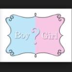 Gender guessing!