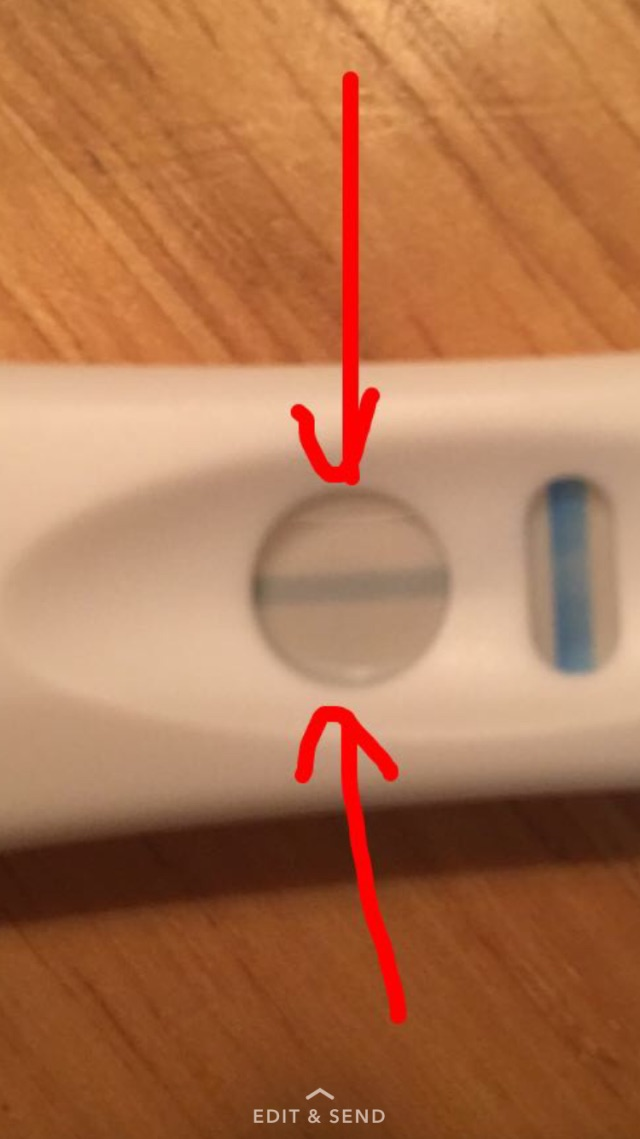 Extremely Faint Line On A Pregnancy Test Glow Community