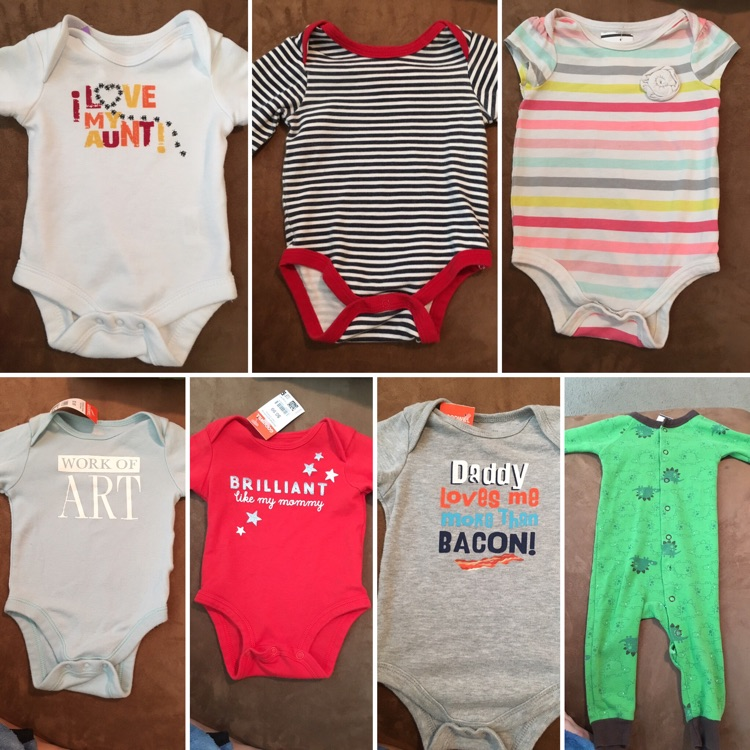 Goodwill baby clothes