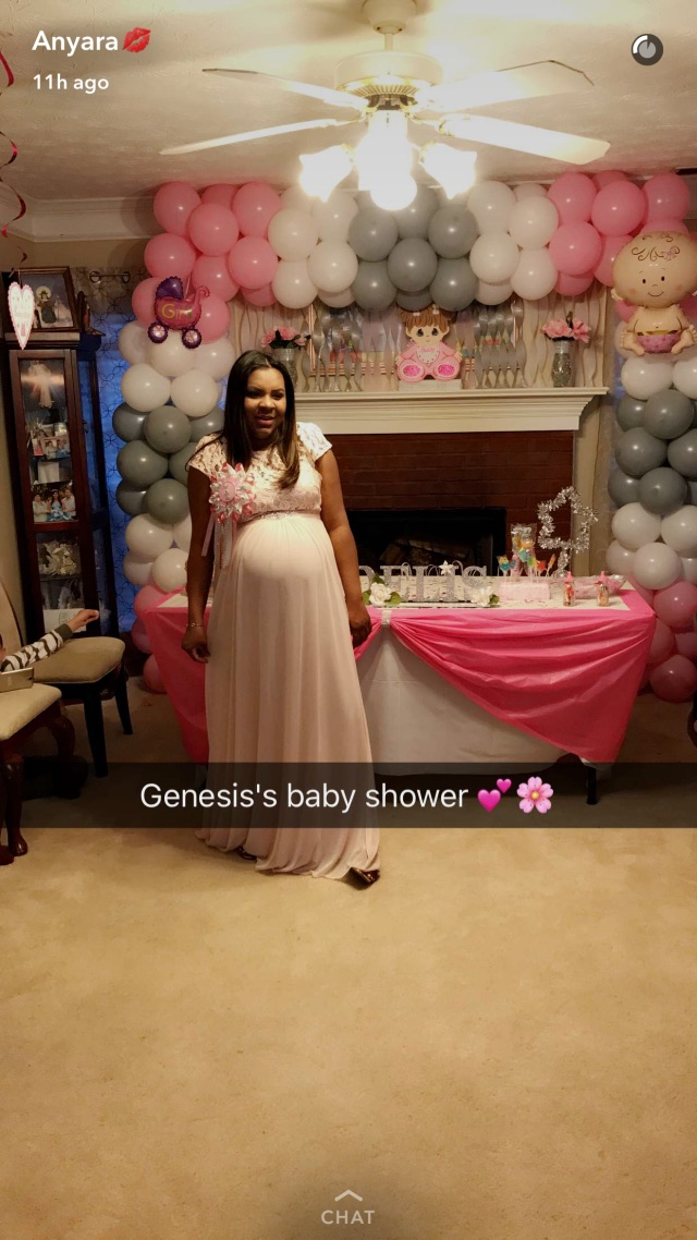 Baby Shower Dress Glow Community