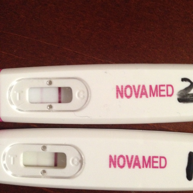 BFP or BFN ?? I am seeing a faint line today at 17dpo   And