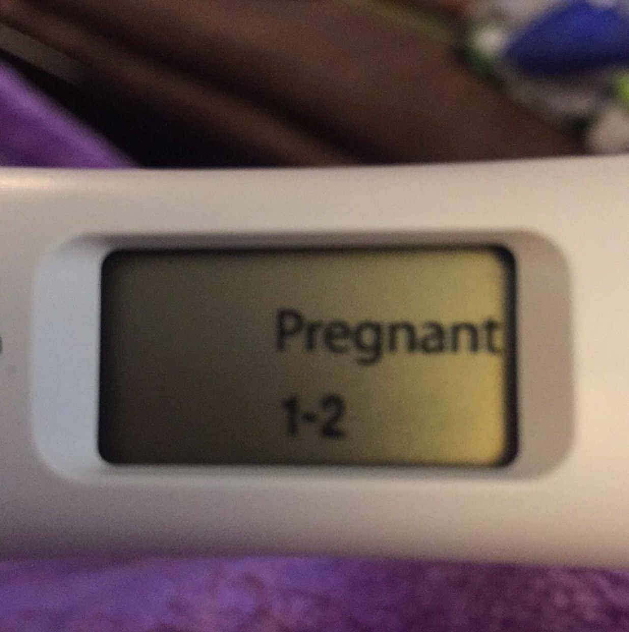 2nd Pregnancy Test Both Said The Same Thing 3 Days Late So Excited And Scared Too Since I Recently Had A Miscarriage Two Months Ago E2 9d A4 Prayers For A