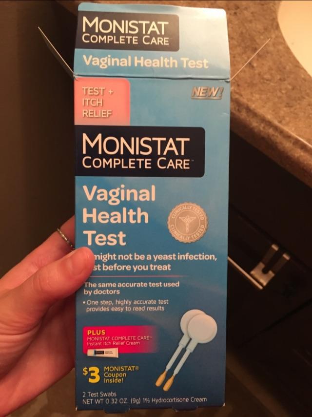 anyone used monistat testing kit? - glow community, Human Body