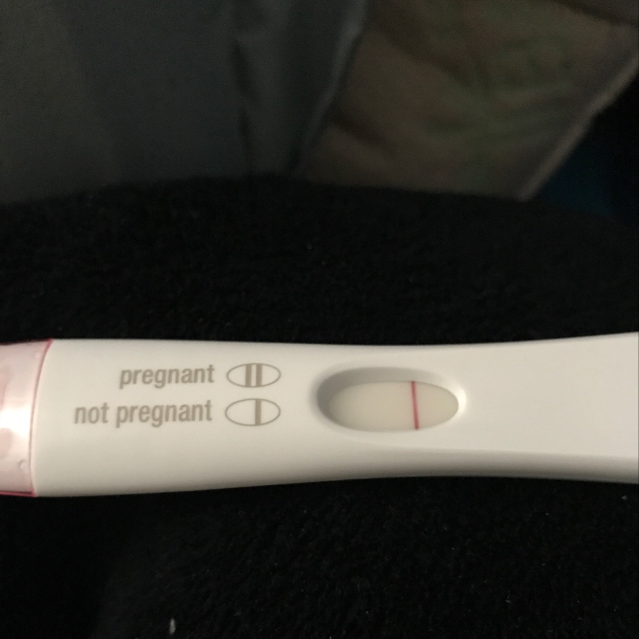 8 Days Late And No Sign Of Af And No Soret No Cramp But Backache So Whats Going On Update I Got A Positive Ovulation Today And Still No