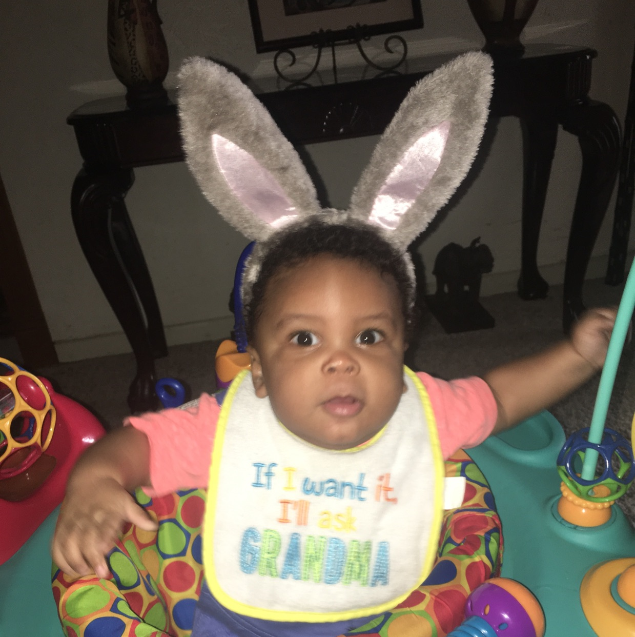 My little bunny Austin Glow munity