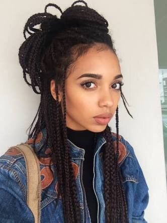 hair styles twist is it cultural appropriation to box braid your hair if you 9396