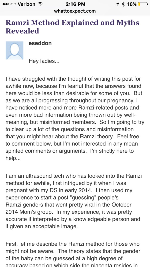 RAMZI THEORY EXPLAINED, myths debunked - Glow Community