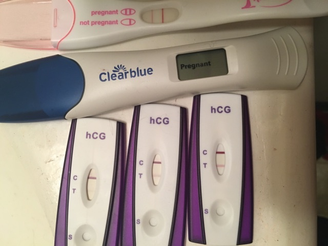 Pregnancy Test At 4 Weeks Pregnant - Pregnancy Symptoms