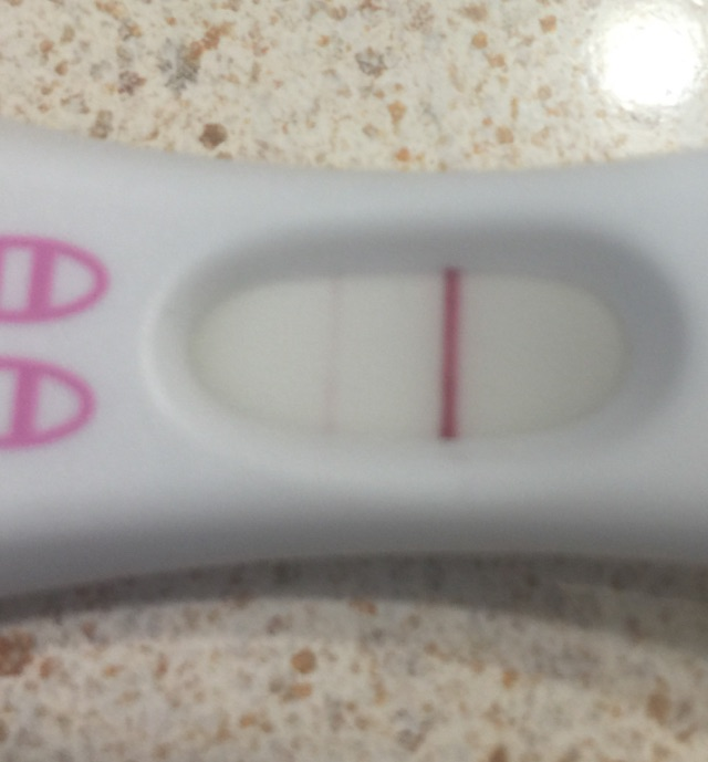 14dpo Faint Bfp