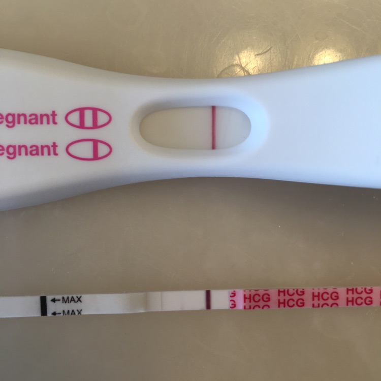 first response faint positive pregnancy test pictures