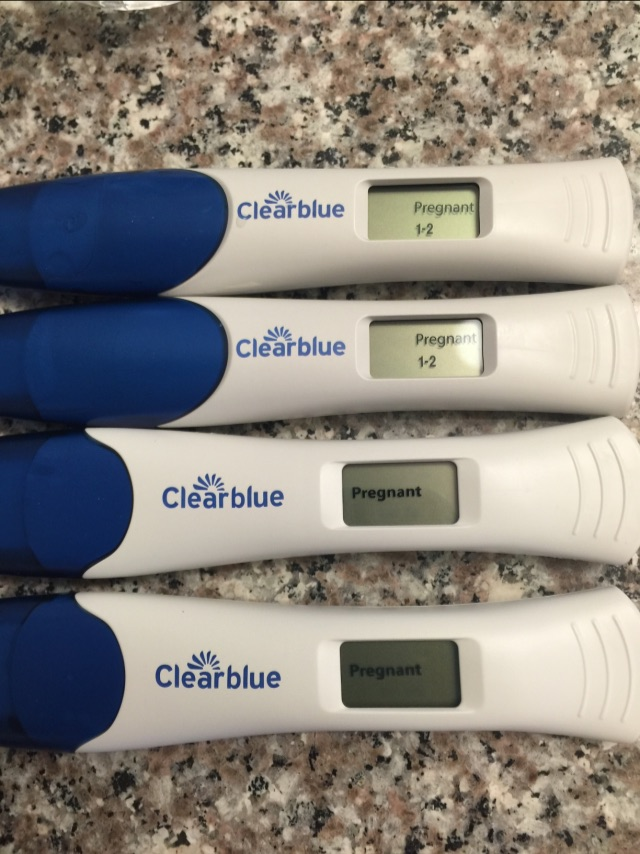 Give Me A Negative Pregnancy Test Wow Oh Well It Is What These Tests Were Taken Today Hope This Helps Anyone That Ever In Situation
