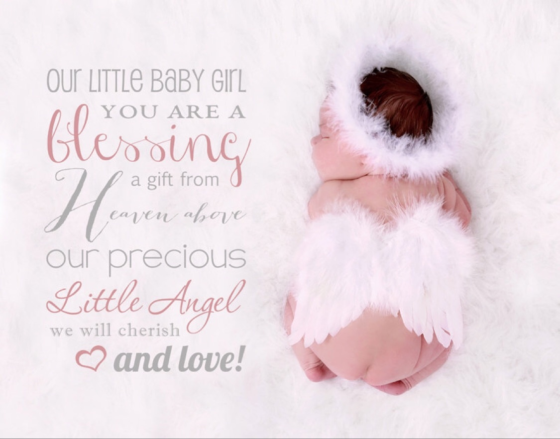 Newborn Baby Girl Quotes And Sayings Archidev
