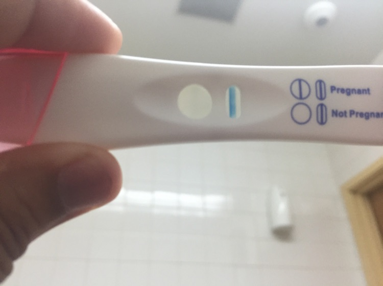 Evap line or faint positive test result? period is 18 days late. 2 Upvotes