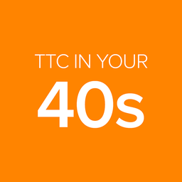 TTC in your 40s
