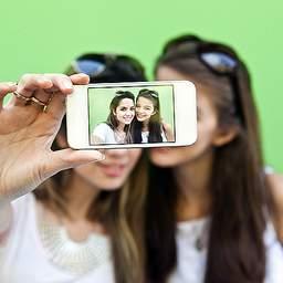 Selfie Drop