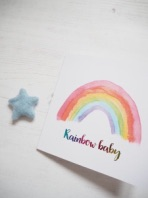 rainbow baby🌈 pregnancy after miscarriage👼