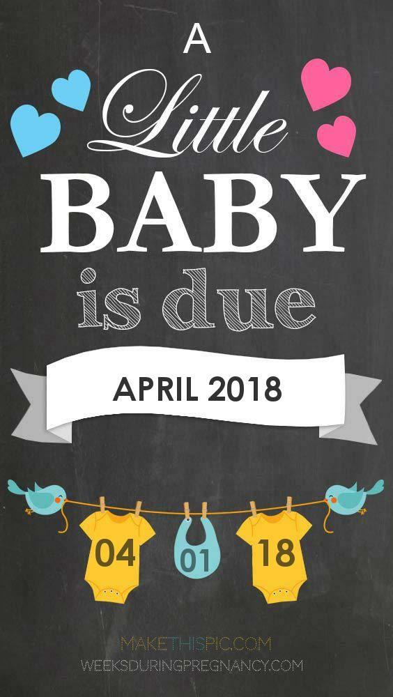 Apr' 2018 Babies