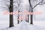 November 2021 Due Date!