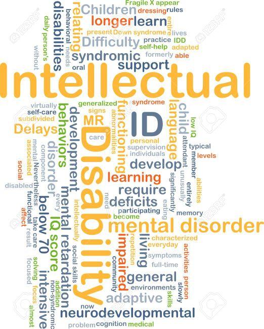 Autism/intellectual disbilty, social/mental health