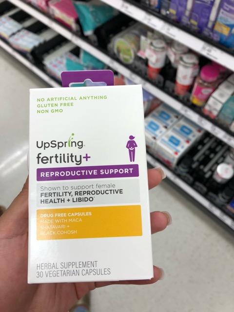 Up Spring Fertility - Glow Community