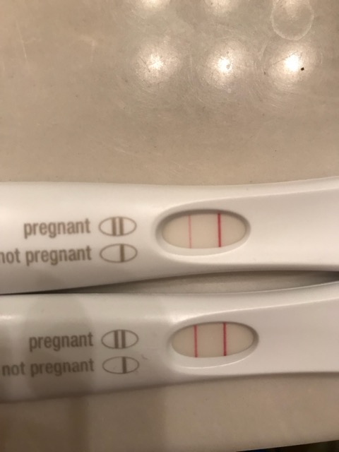 I Had A Miscarriage February 21 5 Weeks Later Got 2 Positive Pregnancy Test Went To The Doctor Get Blood Work Done And Am 3 Pregnant