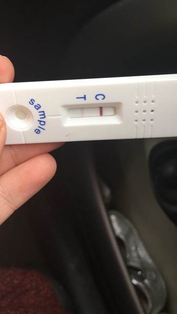 Bfp 15dpo test carried out at doctors - Glow Community