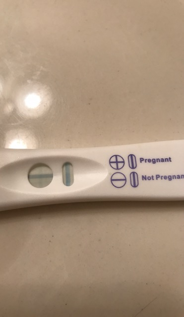 Could Someone Please Tell Me If This Could Be Considered As A Bfp I Am On Progesterone Suppositories And 13 Days Post Ovidrel Sand 11 Days Post Iui