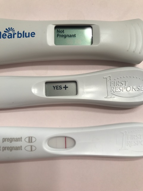 15 DPO negative blood test and positive pregnancy test - Glow Community