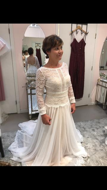 I Found My Wedding Dress Glow Community