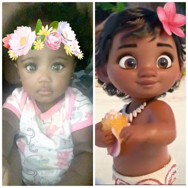 moana look alike