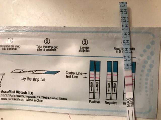 Spotting a week after period , decided to take this   CD 12 never