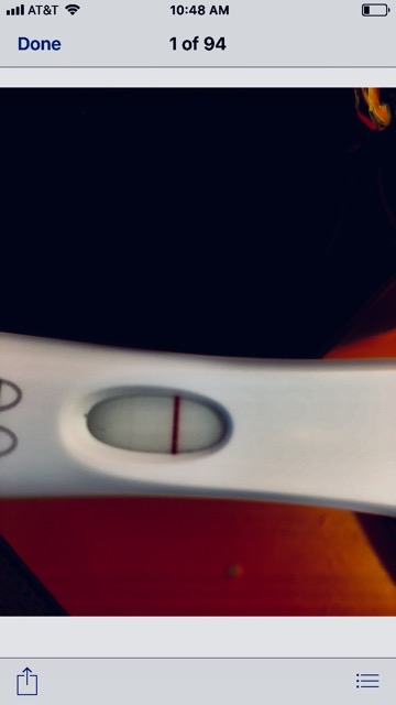 My first real bfp ever  Was not a bfp  Second FET, frim